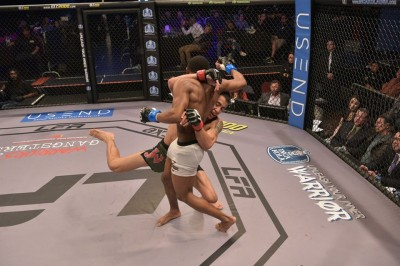 【LFA58】試合結果 UFCからリリースされたジョビー・サンチェスが再生へ一歩踏み出す