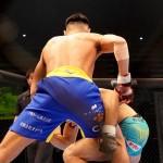【DEEP93】岸本篤史がグラジエイター・ライト級王者キ・ウォンビンを左一発で44秒KO!!