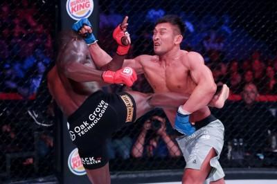 【Bellator236】グレイシー→元Titan FC王者ジャクソン戦に。ストラッサー起一─01─「やる気満々です」