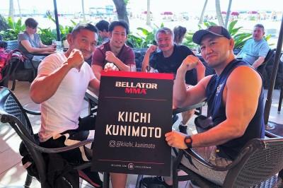 【Bellator236】ストラッサー起一─02─「いっつも過去最高とか言っているけど(笑)、ホンマに最高です」