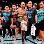 【UFC245】ヴォルカノフスキーの挑戦を受けるマックス・ホロウェイ「MMAは人生に通じている」