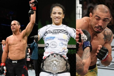【UFC245】ジョゼ・アルド、ユライア・フェイバー&ヴィヴィ・アロージョが日本と今回の試合を語る