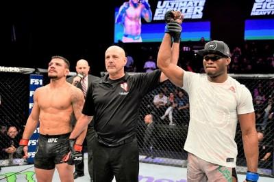【UFC245】コビントンの挑戦受けるウスマン「アレクサでも誰がUFCウェルター級王者が知っている」