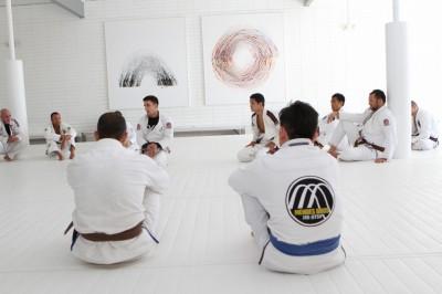 柔術アカデミーのイメージをかえたAOJ