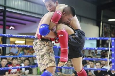 【Bu et Sports de combat】ベトナムのMMA─02─リンフォン伝承者の型破りなMMA普及(?)方法
