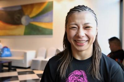 【ONE106】夏までにタイトル挑戦、マザール戦前の三浦彩佳「恵実さんの圧力を感じてきたので」