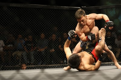 Nakasone fight 01
