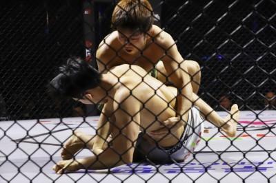 【Wardog24✖Grachan43】大阪で恒例のワードッグ✖グラチャン。組み技マッチに清水俊一出場