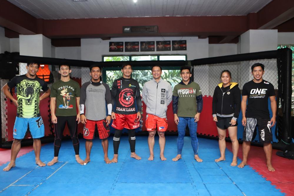 Team Lakay