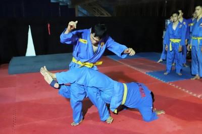 ベトナムにはヴィエボォダオ=英語名ボビナム、越武道と呼ばれる土着武術かつ、もっとと普及しているコンバットスポーツが存在している