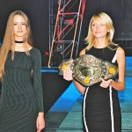【Monday Ring Girl】M-1 MFC RUSSIA VS. THE WORLD 6