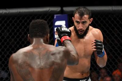 UFC247「Jones vs Reyes」(2月8日)──キャリア12連勝のレイエスがJJに挑戦──対戦カード