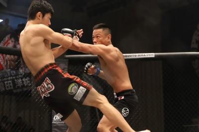 2019年9月22日、斎藤裕戦が最後の試合となった(C)MMAPLANET