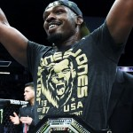 【UFC247】無敗レイエスの挑戦を受けるジョン・ジョーンズ「できるだけ数多く蹴って、殴るのがファイト」