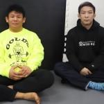 【ONE108】北岡悟と共に振り返る、松嶋✖キム・ジェウン─01─「スーパーストライカーじゃない」(北岡)