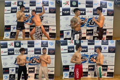 【NEXUS19】計量終了&トーナメント枠決定。Shinは不戦勝、J太郎は事実上の準々決勝で木村豊と対戦