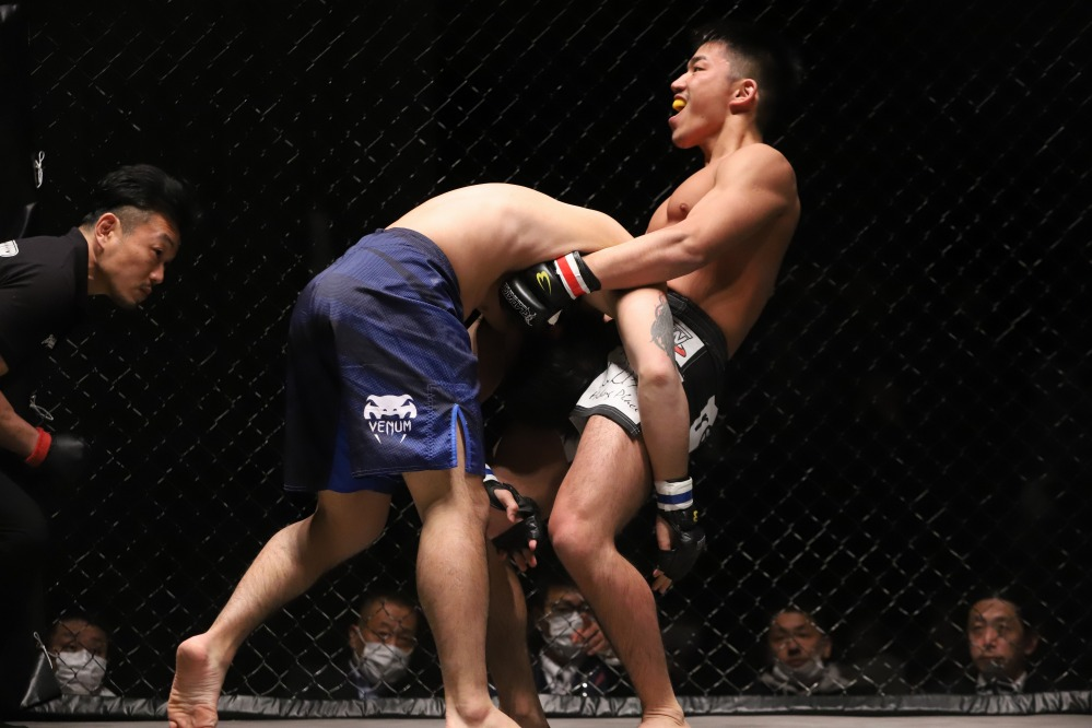 Nakagawa vs Amakusa
