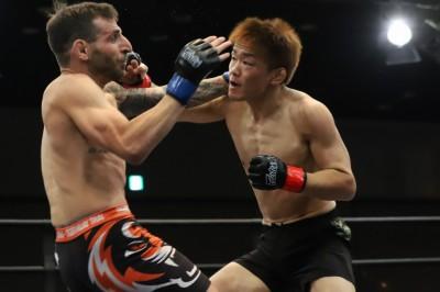 【FIGHT & MOSH02】修斗公式戦ファイト&モッシュで内藤頌貴✖渡辺健太郎のストライカー対決