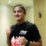 【ONE109】社会を変えたレスリング一家からMMAへ、リトゥ・フォーガット「私がインドを代表して…」
