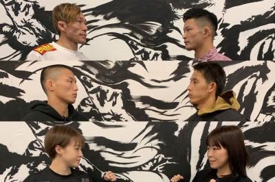 【Shooto2020#02】計量終了 青井✖久保村、石井✖一条らは問題なし。高橋雄己がドクターストップに