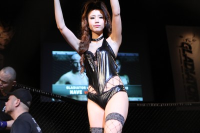 【Monday Ring Girl】Gladiator005
