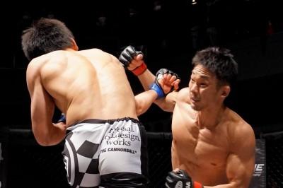 【Fight&Mosh02】ダイキ・ライトイヤー、右ストレート1発で29秒KO勝ち