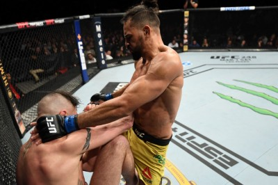 (C)(C) Zuffa UFC/Getty Images