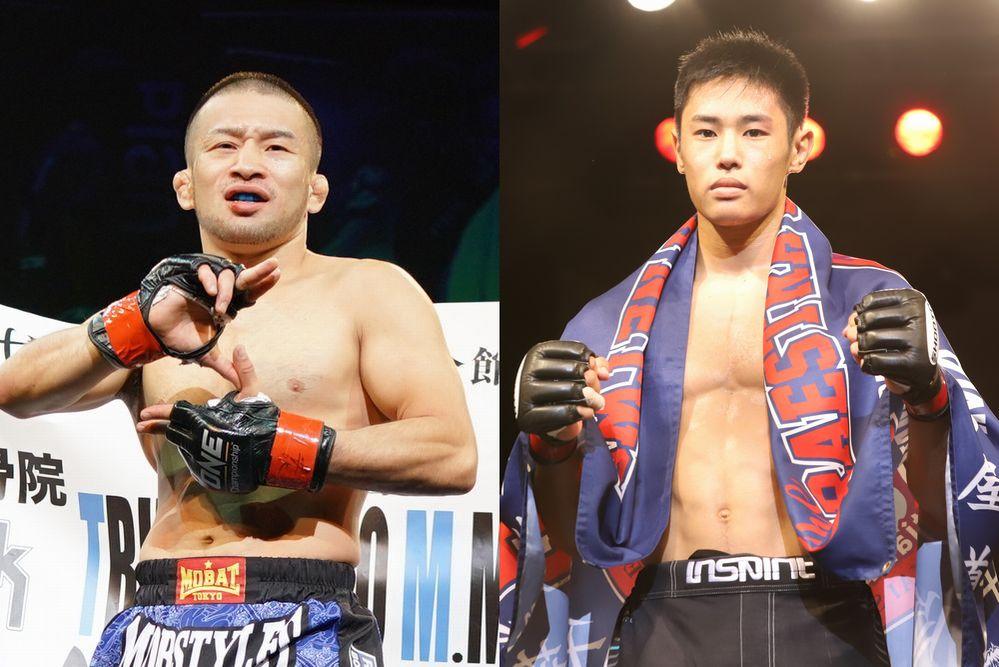 Shimizu vs Taira
