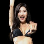 【The Fight Must Go On】All Time Monday Ring Girl Top 5→第3位 ONE Championship Sienaさん