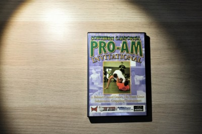 【The Fight Must Go On】DVDチラ見─01─2003年5月24日、ヘナーが優勝ノータイム&12P先取制組技大会