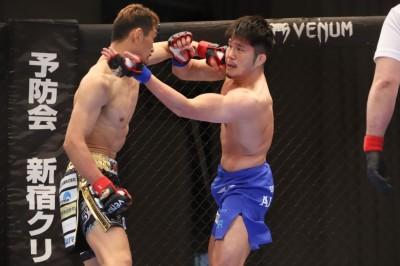 Sumimura vs Yuta 01