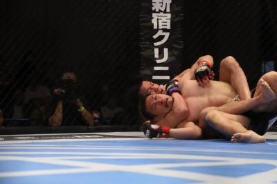 Sumimura vs Yuta 06