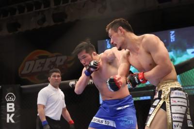 Sumimura vs Yuta 08