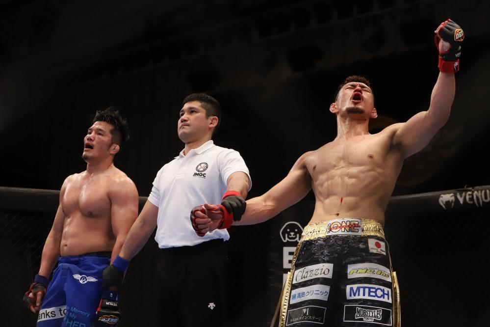 Sumimura vs Yuta