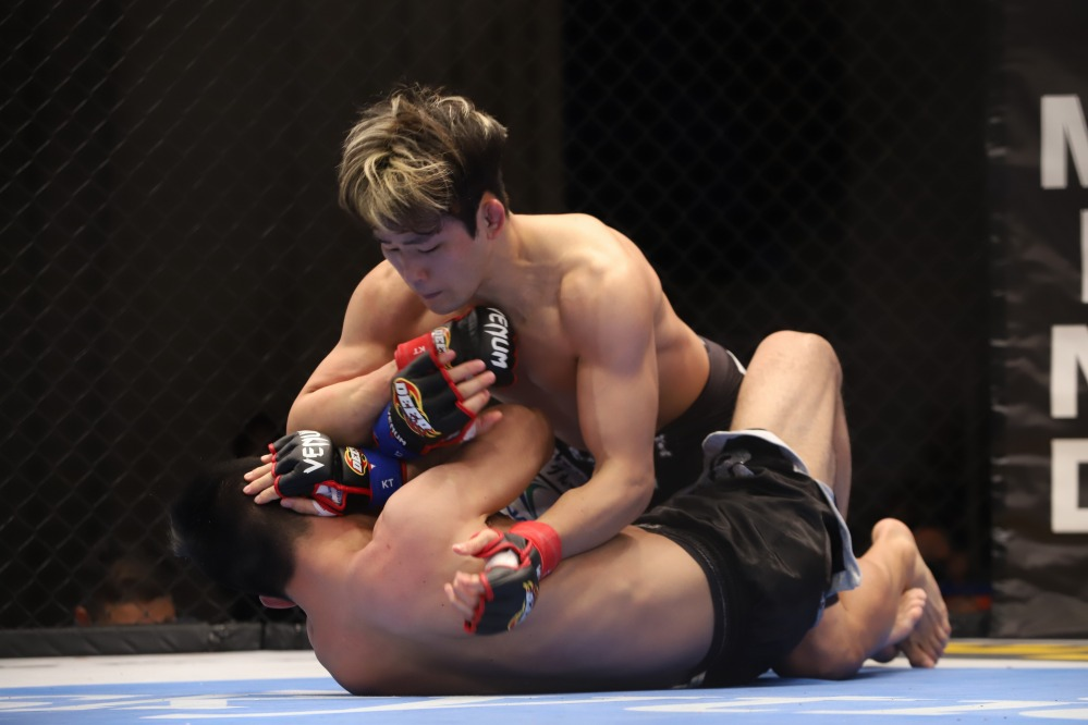 Yokoyama vs Tatsumi