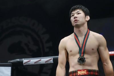 【Shooto2020#03】世界フェザー級王者・斎藤裕「短期決戦で勝負を賭けてくるなら、すぐに終わる」
