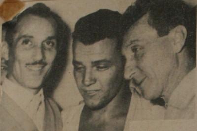 左からエリオ、カーウソン、カーロス