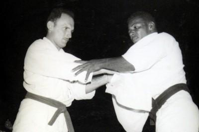 ペドロ・エメテリオ✖ヴァウデマウ・サンタナの柔術マッチ