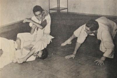 リオ北部で柔術の普及にファダは務めた