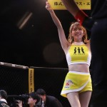 【Monday Ring Girl】Pancrase303