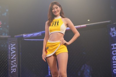 【Monday Ring Girl】ONE JAPAN SERIES 01「ROAD to Century」