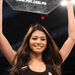 【The Fight Must Go On】All Time Monday Ring Girl Top 5→第2位 PXC→UFC Red Dela Cruz嬢