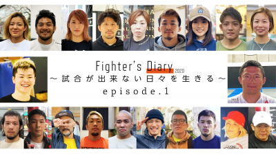 Fighter'sDiary