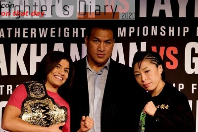 【Fighter's Diary con on that day】「試合がない日々」を生きる藤野恵実の声 on 2014年6月19日