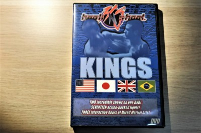 【The Fight Must Go On】DVDチラ見─02─2001年11月17&18日、マイク・ブラウンが戦っていたのは修斗?