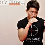 【Fighter's Diary con on that day】「試合がない日々」を生きる堀江圭功の声 on 2018年2月26日