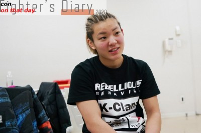 【Fighter's Diary con on that day】「試合がない日々」を生きる平田樹の声 on 2018年12月29日