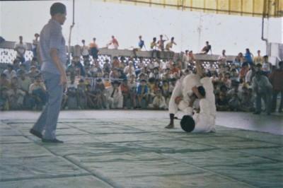 1986年、ヴィラダペーニャのメーロ・テニスクルービーで行われたリオ州選手権