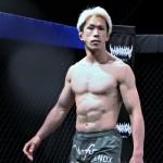 【Road to ONE02】宮田和幸とグラップリング戦を終え、田中路教─01─「嶋田君に改善点を尋ねました」