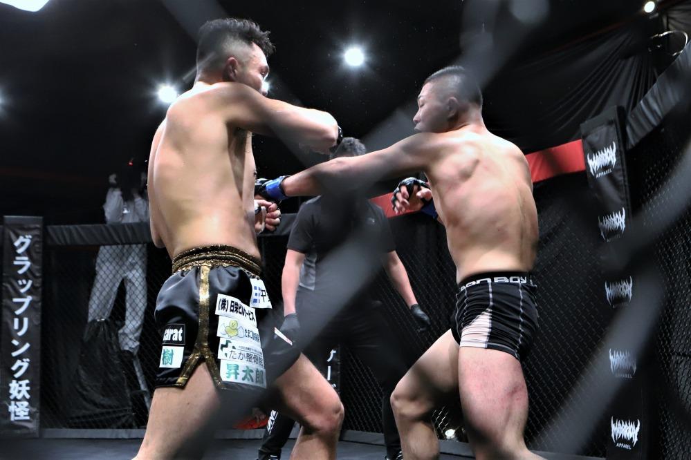 Midorikawa vs Nishikawa
